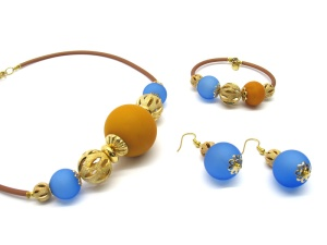 Murano Glass sets -Parure