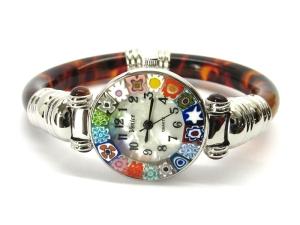Murano-watch-Serenissima-tortoise-ch