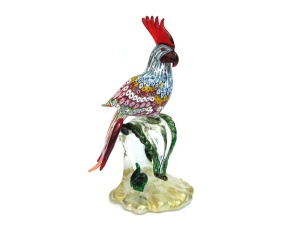 Muarno Glass Parrot