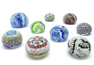 Murano Glass Paperweights